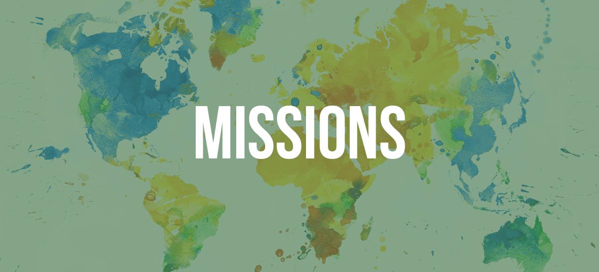 Global Missions Header